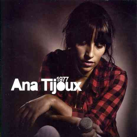 1977 BY TIJOUX,ANA (CD)